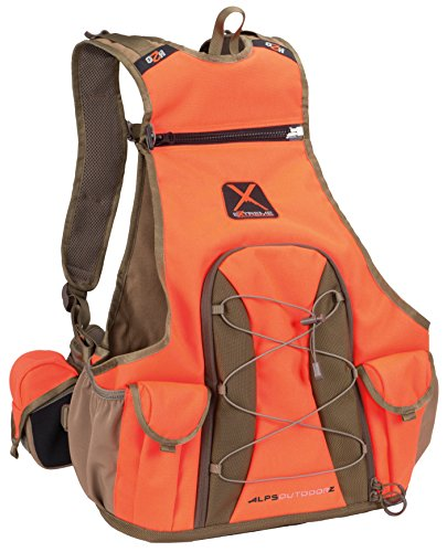 ALPS OutdoorZ Upland Game X Vest, Blaze, X-Large