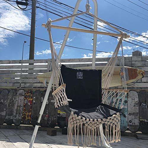 RiderzCafe(ライダーズカフェ)SUBURBANハンモックシートネイビー【アームレスト付き】