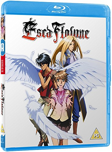 Escaflowne Complete TV Series [Blu-Ray] [UK Import]