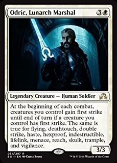 Magic: the Gathering - Odric, Lunarch Marshal - Shadows Over Innistrad