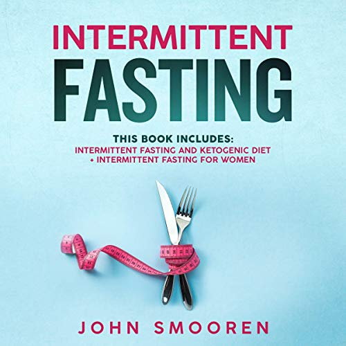 Intermittent Fasting Diet audiobook cover art