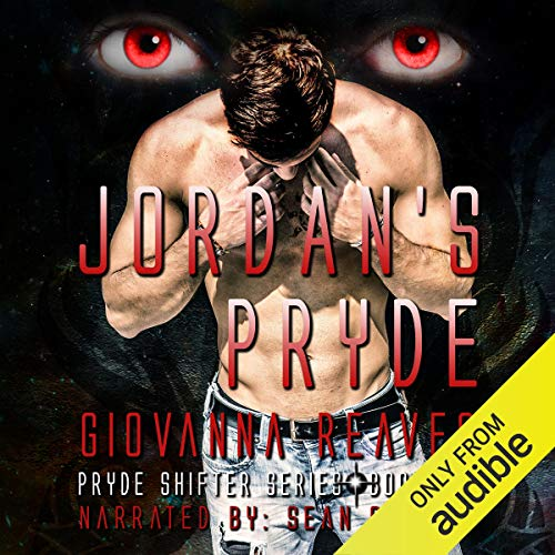 Jordan's Pryde audiobook cover art