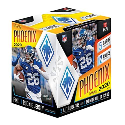 2020 Panini Phoenix NFL Football HOBBY box (12 pks/bx)