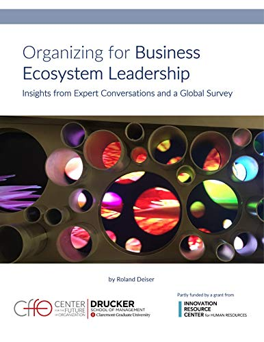 Organizing for Business Ecosystem Leadership: Insights from Expert Conversations and a Global Survey (English Edition)