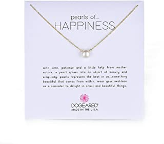 Jewels & Gifts Pearls of Happiness Freshwater Pearl (8mm) Necklace