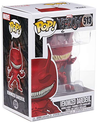 Funko Pop Daredevil Venomizado (Venom 513) Funko Pop Marvel