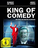 King of Comedy (Mediabook + Original Kinoplakat + Doku) [Blu-ray] [Limited Edition]