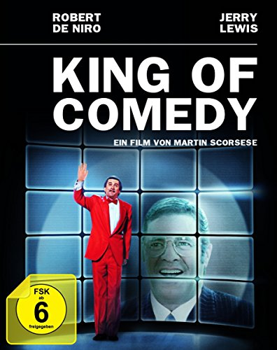 King of Comedy (Mediabook + Original Kinoplakat + Doku) [Blu-ray] [Limited Edition]