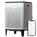 Coway Airmega 300S purificatore d'Aria con WiFi, Funziona con Dash Replenishment, Bianco, Unica
