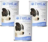 PetLac Dog Milk Replacer 3 Pack