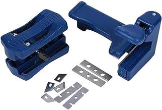 WMY 2 uds.Máquina de Corte Manual de Bordes, Juego de Recorte, recortador de Bordes, recortador de Bordes, Herramienta de carpintería