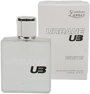 Urbane White by Creation Lamis for Men - Eau de Toilette, 100ml