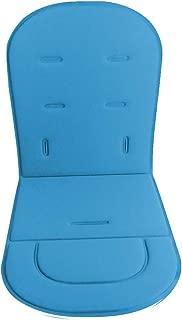 Baby Stroller Cushion Liner Pushchairs Car Seat Mat Universal Baby Stroller Mat (Blue)
