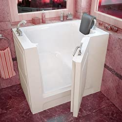 Walk-in Tub for a Handicapped Bathroom