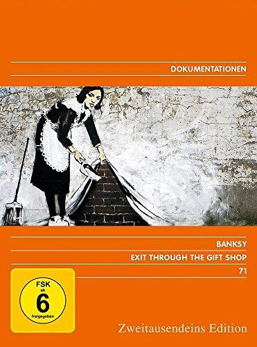 Banksy – Exit Through the Gift Shop. Zweitausendeins Edition Dokumentationen 71