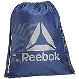 Reebok Act Fon Gymsack, Mochila Unisex Adulto, Azul (Wshblu), 24x15x45 cm (W x H x L)