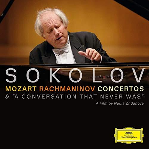 Mozart / Rachmaninoff: Concertos A Conversation (2 CD)