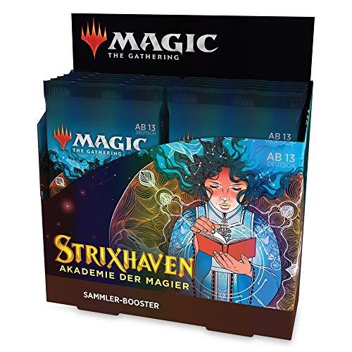 Magic: The Gathering Strixhaven - Juego de Cartas coleccionables (12 aumentos)