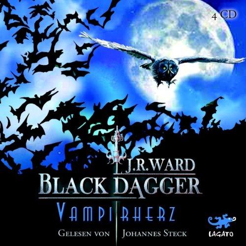 Vampirherz (Black Dagger 8) audiobook cover art