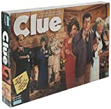 Parker Brothers Clue Classic Detective Game