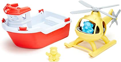 Green Toys Rescue Boat FFP