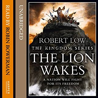 The Lion Wakes cover art