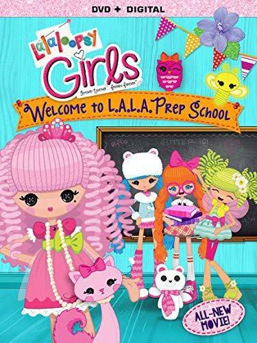 Lalaloopsy Girls [Edizione: Stati Uniti] [Italia] [DVD]