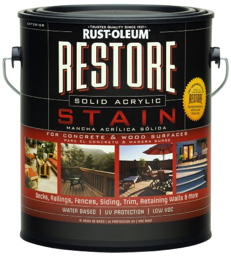 Rust-Oleum Restore Solid Acrylic Stain