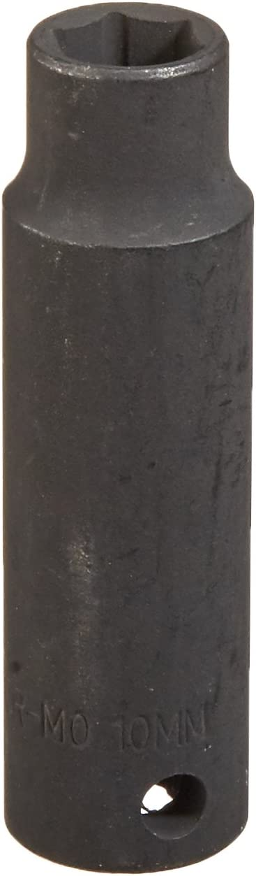 Sunex 310md 3 8-Inch Quality inspection Drive Socket Deep 10-Mm New mail order Impact