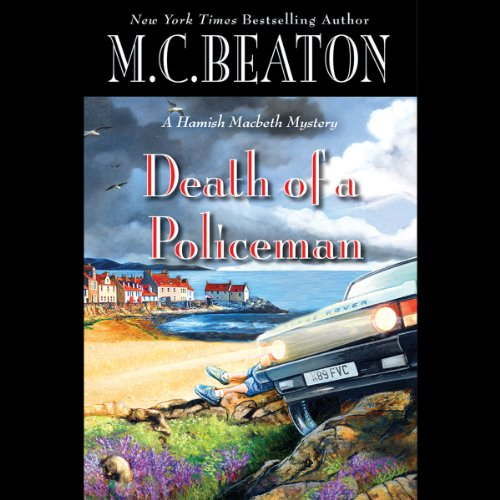 Death of a Policeman audiobook cover art