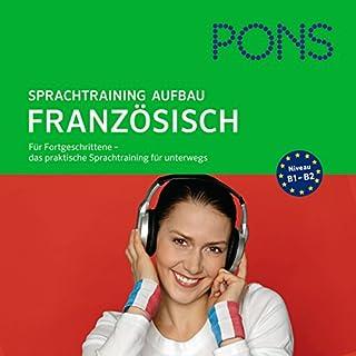 PONS mobil Sprachtraining - Aufbau Französisch Titelbild