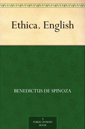 Ethica. English