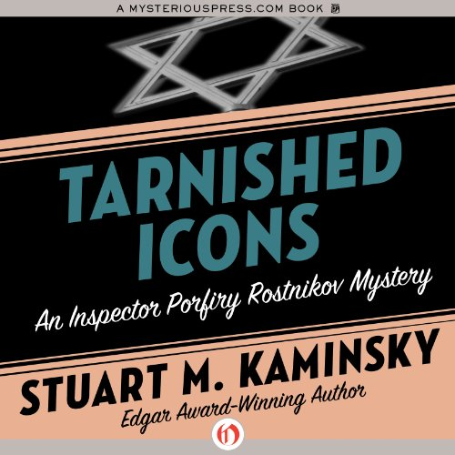 Tarnished Icons audiobook cover art