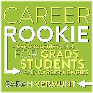 Career Rookie audiobook cover art