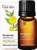 Aceite esencial de bergamota: un alivio refrescante para los músculos adoloridos y cansados (10 ml) - Aceite de bergamota de grado terapéutico 100% puro