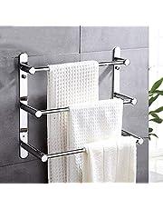 XGFTFX Moderne handdoekhouder van roestvrij staal 304 moderne handdoekhouder badkamerproducten wandmontage badkameraccessoires