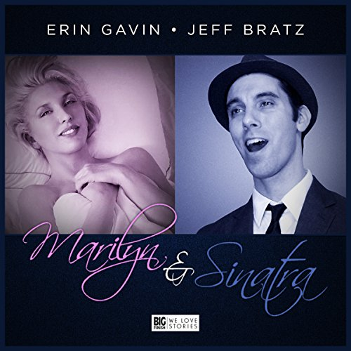 Marilyn & Sinatra audiobook cover art