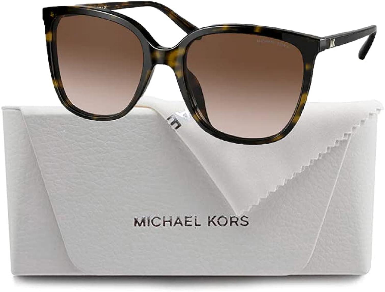 Michael Kors MK2137U Square Sunglasses for Women + FREE Complimentary Eyewear Kit