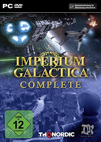 Imperium Galactica Complete Collection PC