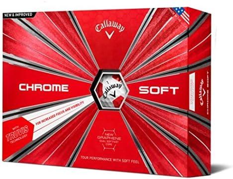 Callaway Golf Balls Chrome Soft Truvis