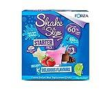Frullati Pasti Sostitutivi FORZA Shake It Slim Starter Pack – Frullati Dimagranti in Polvere – 14 porzioni