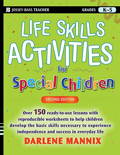 Compare Textbook Prices for Life Skills Activities for Special Children 2 Edition ISBN 8601400110379 by Mannix