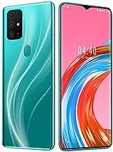 5G Smartphone Android 10 Mobile Phone 8GB RAM 512G ROM 4800 mAh Large Battery 6.7-Inch Waterdrop Full-Screen Face ID Dual SIM