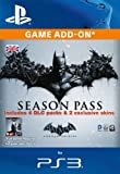 Batman: Arkham Origins Season Pass  [PS3 Download Code - UK Account]