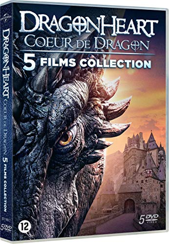 Dragonheart - Coeur de Dragon 1 + 2 + 3 + 4 + 5 (Coffret Integrale 5 films DVD)