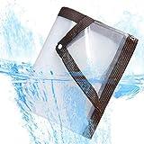 QI-CHE-YI Tarps PE Regenschutz Stoff wasserdichte Sonnenschutz-Plane LKW Plastikplane Außen Shade Markisentuch,3x4m