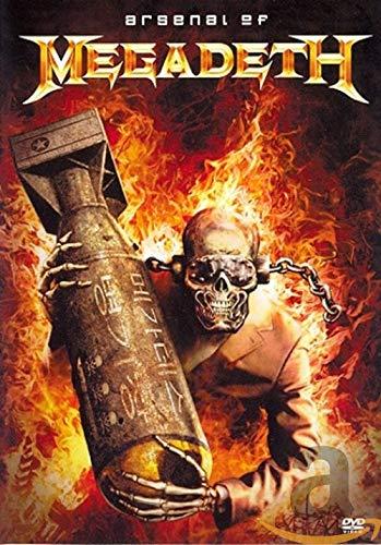 Megadeth - The Arsenal of Megadeth [DVD]