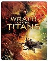 【完全数量限定】タイタンの逆襲 ブルーレイ スチールブック仕様 [Blu-ray]