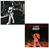 Greatest Hits - Live Rust - Neil Young Greatest Hits 2 CD Album Bundling