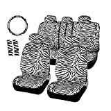Zebra Car Seat Covers Review and Comparison